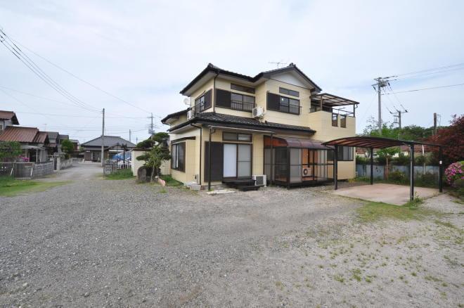 木更津市笹子事務所・倉庫