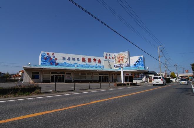 南房総市白浜町滝口事務所・倉庫